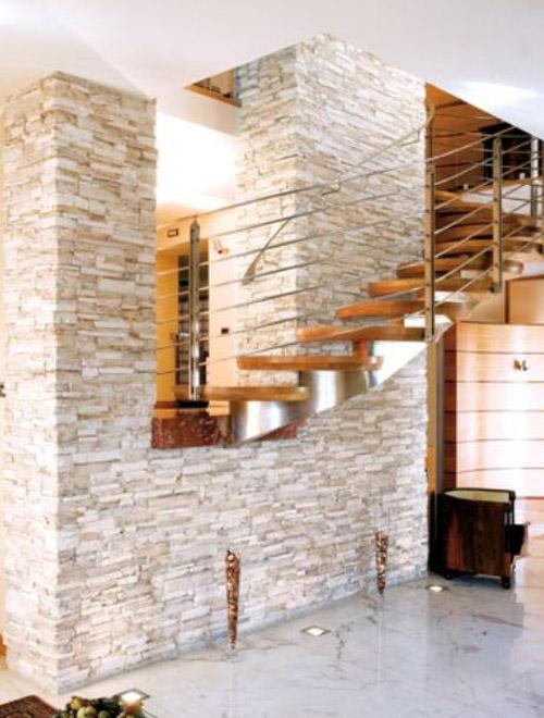 Naturstein verblender fliesen badezimmer wohnzimmer - Verblender wohnzimmer ...